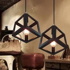 black chandelier kitchen vintage pendant light bar mini ceiling lights led lamp