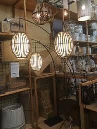 Tiki Floor Lamp