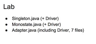 Singleton Pattern In Java Best Inspiration Design