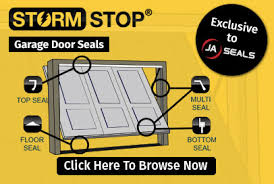 garage door seal stripBrush Strips  JA Seals