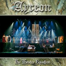 ayreon the theater equation al cover art