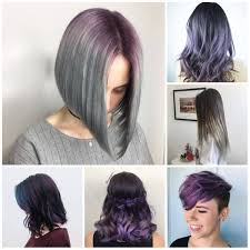 Purple Hair Style purple hair colors for short hair in 2018 best hair color ideas 7680 by wearticles.com