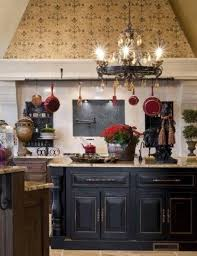 red country kitchen decorating ideas. Red And Black French Country Kitchens Designs | Kitchen With Distressed Cabinets . Decorating Ideas H