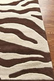 brown zebra rug brown cream wool zebra print rug future room paradise rugs zebra print brown zebra rug