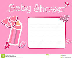 baby shower invitation blank templates te lovely baby shower invitation templates for girl invitation