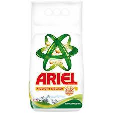 <b>Порошок стиральный Ariel автомат</b> горный родник, 6.0 кг ...