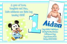 birthday invitation for 1 year old boy inspirational 1st birthday invitation cards in marathi webcake