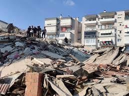İzmir'de 6.6 Büyüklüğünde Deprem! Enkaz Altındaki Vatandaşlar Kurtarılıyor  - Engelliler Haber ve Bilgi Sitesi