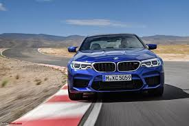 BMW 5 Series how much are bmws in germany : Germany: 2018 BMW M5 revealed - Team-BHP