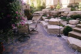 simple patio designs with pavers. Paver Patio Small Backyard Ideas Yard Landscaping Simple Designs With Pavers