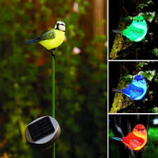 Solar Bird Garden Light,LED Solar Garden Light,LED Solar Lights Solar Lighting For Gardens