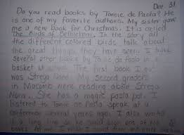 amy pyle miss pyle s winter writing tonight i wrote about one of my favorite authors do you have a favorite author or a favorite book you might want to write about it