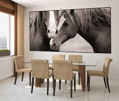 horses wall mural decal on horse wall art decal with horses wall mural decal animal wall decal murals primedecals