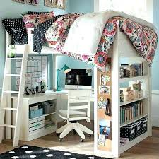 log loft bed with desk desk log furniture bunk bed plans for older kids loft beds