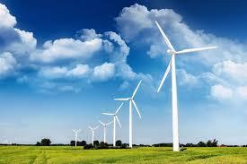 Znalezione obrazy dla zapytania elektrownie wiatrowe