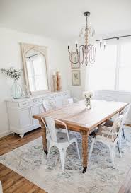 cottage dining rooms. Life And Style Blogger Lauren McBride Shares Her Spring Cottage Dining Room Complete With A List Rooms