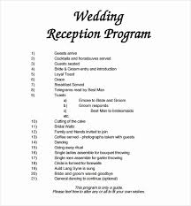 Wedding Order Of Events Magdalene Project Org