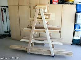 outdoor lumber storage portable lumber rack plans rogue engineer how to build an outdoor lumber storage