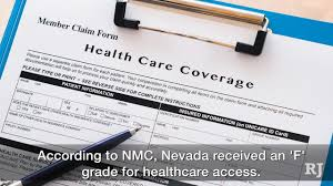 nevada earns d on nonprofit s new health care report card las vegas review journal