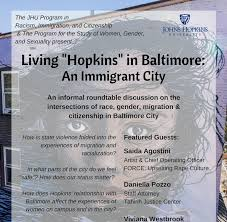 4th annual living hopkins roundtable