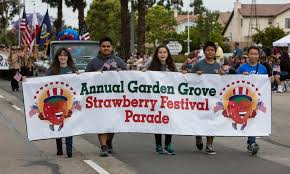 parade banner copy jpg the 60th annual garden grove strawberry festival