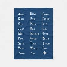 ⬤ images of english alphabet to download and share. Phonetic Alphabet Aviation Fleece Blanket Zazzle Co Uk