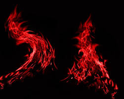 Red And Black Designs This Is The Beautiful Flames Black Red