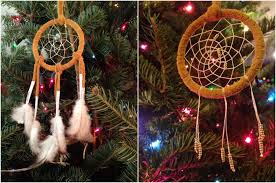 Dream Catcher Christmas Ornament DIY DREAMCATCHER ORNAMENTS They Roar 54