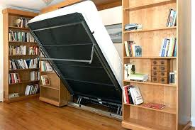 diy murphy bed plans pdf library bed half down folding beds intended for library bed ideas diy wall bed plans pdf