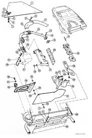 exhaust system gaskets delorean motor company reference page diagnosis the delorean engine