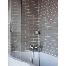 photo of britton cleargreen ecoround bath screen