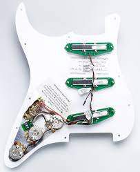 dimarzio fg2108wa8 billy corgan strat® pickguard back
