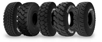 Tires Michelin Earthmover