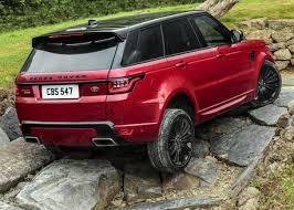 2018 land rover sport svr. Contemporary 2018 RANGE ROVER SPORT FOR 2018 Throughout Land Rover Sport Svr