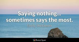 Saying Quotes