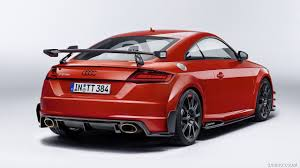 2018 audi parts.  parts 2018 audi tt rs performance parts color catalunya red  rear wallpaper to audi parts