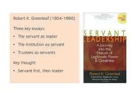 servant leadership un neutered serve the team serve the purpose pursue purpose 9
