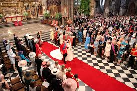 Royal Wedding Seating Chart 2018 Prince Harry And Meghan Markles Wedding Guest Etiquette