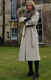 fashion blog 7 phase eight furry coat
