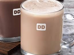 dunkin donuts vanilla chai
