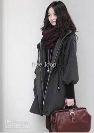 plus size parka 2018 womens coats plus size clothing casual wool coat hoodies