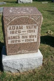 Adam Vath (1826-1911) - Find A Grave Memorial