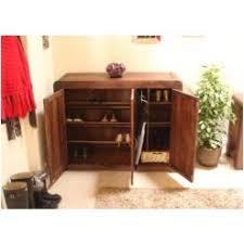 strathmore solid walnut furniture shoe cupboard cabinet. Strathmore Solid Walnut Furniture Extra Large Shoe Cupboard Cabinet C