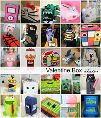 Boy Valentine Box Decorating Ideas NonCandy Classroom Valentines The Idea Room 93