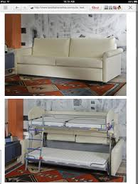rv couch bunk bed.  Couch Furniture For My Future Tiny Home Or RV Bestitaliansofacom Stacking Sofa  Bunk Bed In Rv Couch Bunk Bed Pinterest