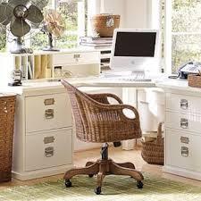 pottery barn bedford rectangular office desk. Bedford Corner Desk Set | Pottery Barn Rectangular Office