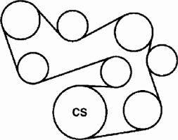 solved serpentine drive belt diagram 2000 olds alero fixya serpentine drive belt diagram 2000 ddywrbks gif