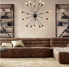 Living Room Pendant Lighting Aliexpresscom Buy Loft Satellite Pendant Lights 12151820