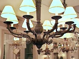 illuminate interior with a chandelier