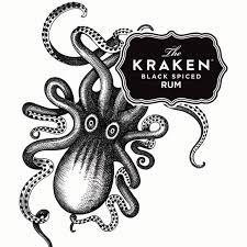 Risultati immagini per kraken rum